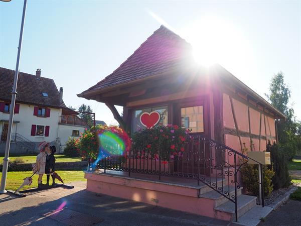 Musée des amoureux Werentzhouse