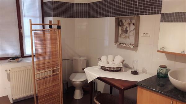 Salle de bain avec WC - Gîtes de France