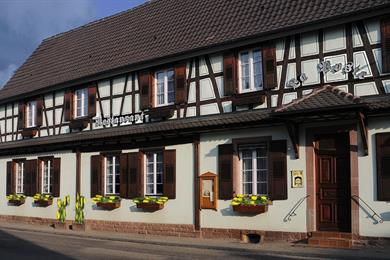 Restaurant - La Poste