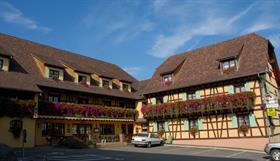 Hôtel-Restaurant au Soleil©Walbach