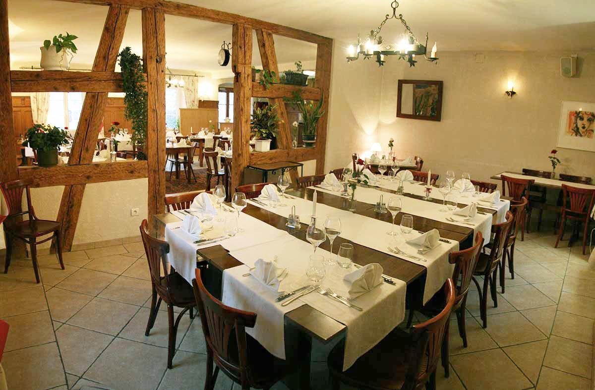 Restaurant à l'Ange