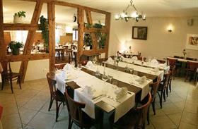 Restaurant à l' Ange  LEYMEN