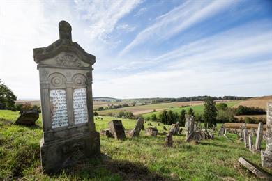 Israelitische begraafplaats