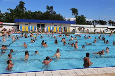 Bischwiller outdoor swimming pool