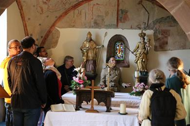 Visite guidée 'Saint-Nicolas, patron des écoliers'