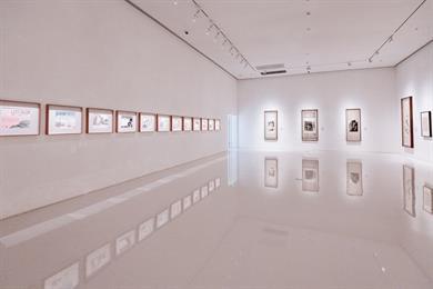 """""""Elles"""" exhibition"""