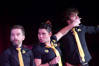 "Festival ""Bischwiller On Air"": Banana Impro - Improvisationstheater"