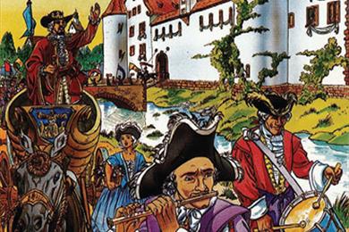"""Geführte Tour """"die Stadt von Fifes"""""""