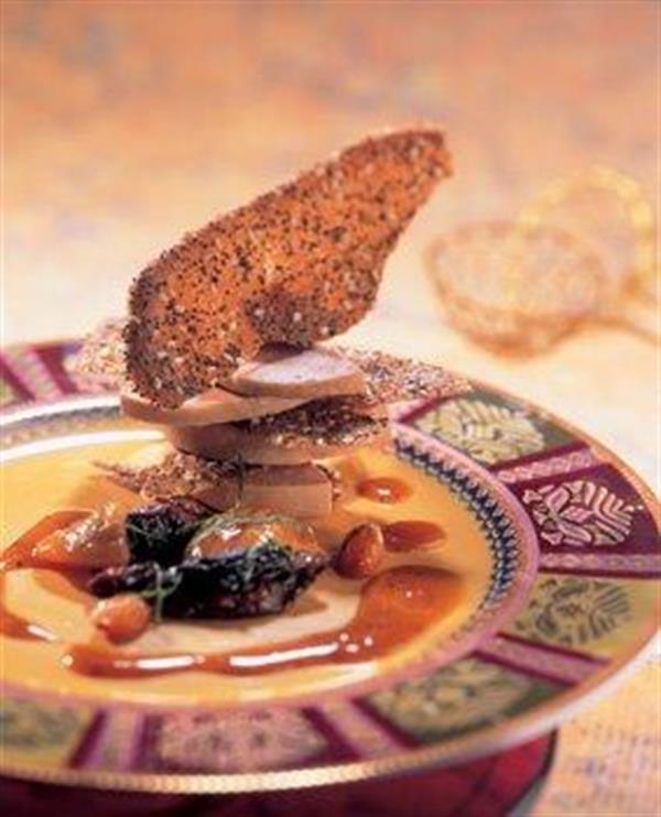 Recette Terrine foie gras