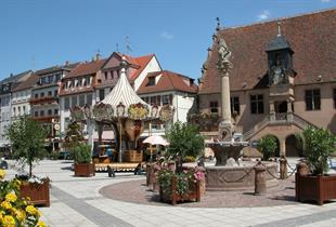 Itinéraire Molsheim - Saverne
