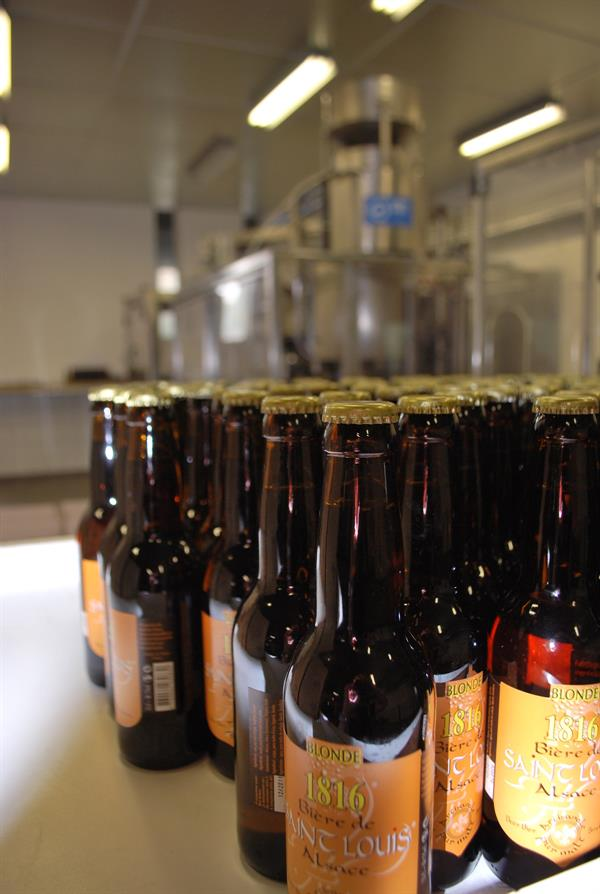 Bières de Saint-Louis