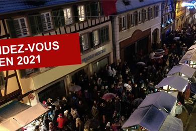 Canceled - Christmas market in the Val de Moder