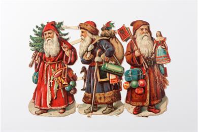 Exposition : Les images populaires de Noël