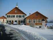 Centre Don Bosco en hiver