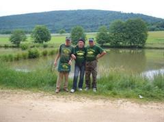 Champs chez Philippe Fishing Pond
