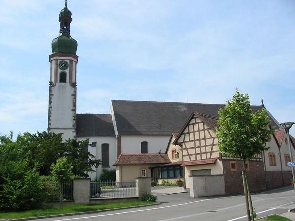 Eglise St Michel - Nordhouse
