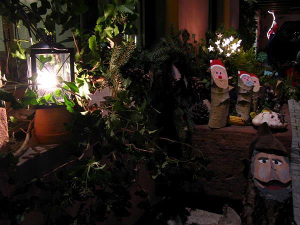 Décoration Noël - © Paulette Hatsch