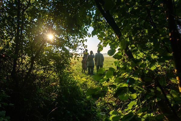 Activité : Le réveil du chevreuil - © Photo Club du Ried