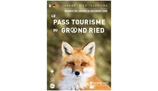 Pass Grand Ried Tourisme 2020 : Your are our privileged visitor !