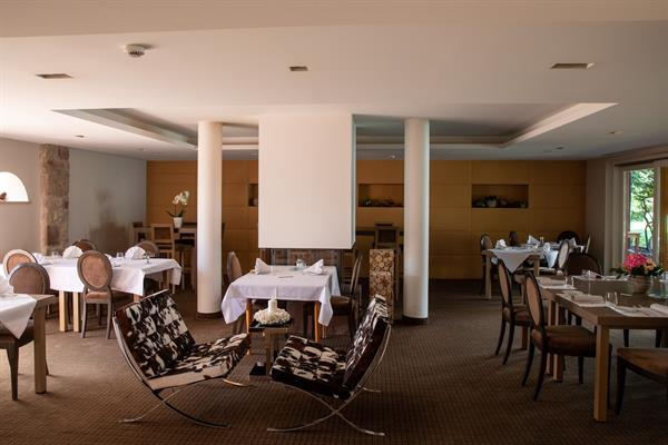 Salle petit déjeuner - © Lucas Muller