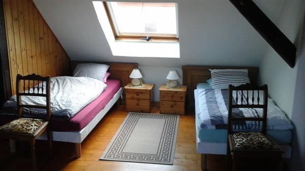 chambre 2 lits - GDF