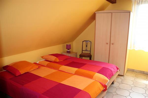 Chambre 2 lits - © Gîtes de France