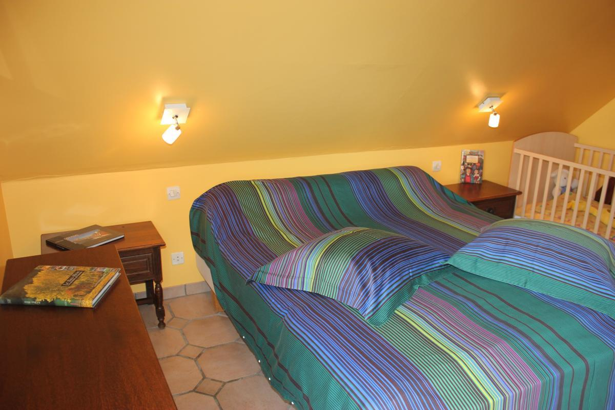 Chambre 1 lit - GDF