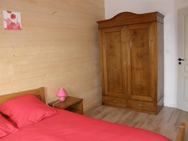 Chambre 1 lit - Léopold
