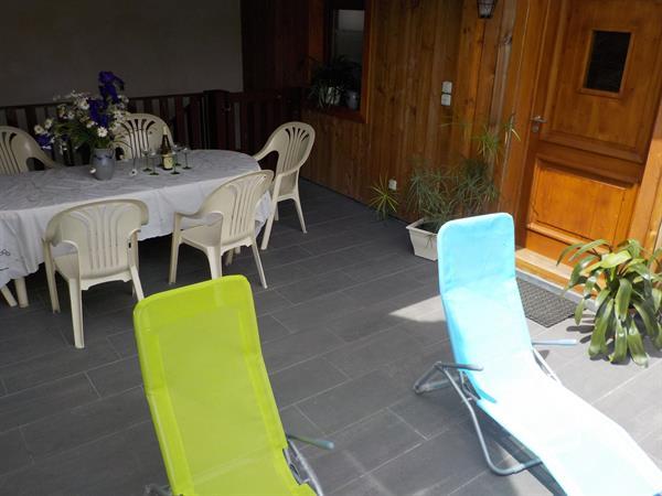 Le terrasse - Gite de France