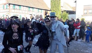 Le Grand Ried fête Carnaval ! Spécial cavalcades et bals masqués