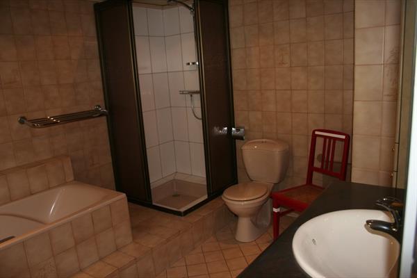 salle de bain - le propriétaire