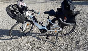 Baladez-vous en vélo à assistance électrique