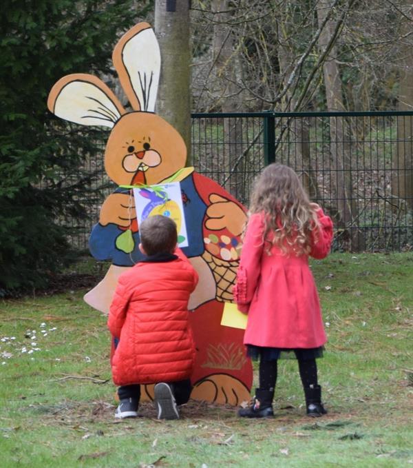 Chasse aux Trésors de Pâques à Benfeld - © Ville de Benfeld