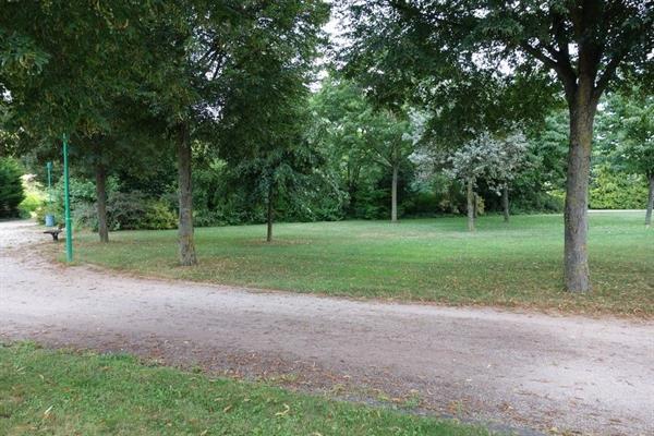 Une des entrées du parc