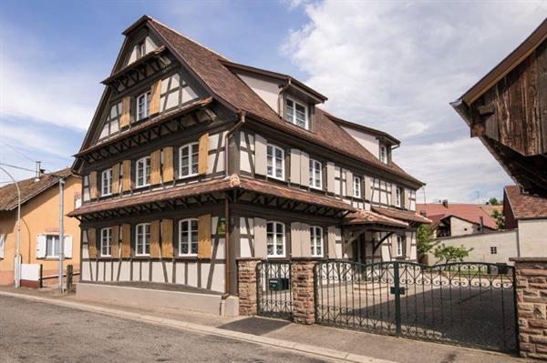 La Maison Mann