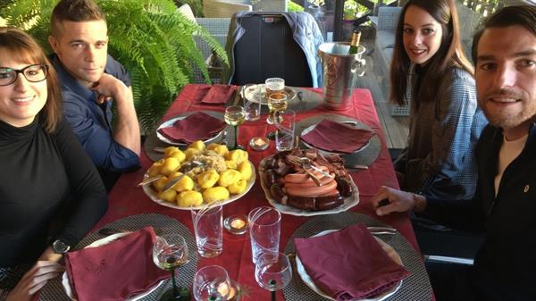 table d'hôtes - @ le propriétaire