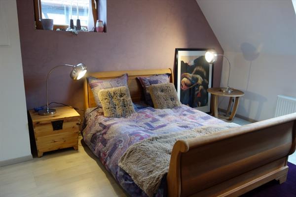 Chambre familiale à l'étage - © OT Grand Ried
