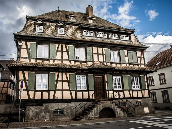 Maison des tanneurs - Erstein - © Photo Club du Ried - JM Gless
