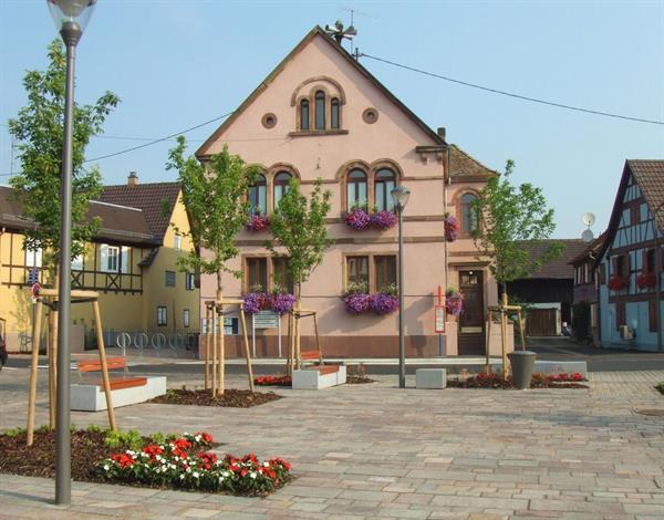 Ecole Westhouse © Mairie Westhouse