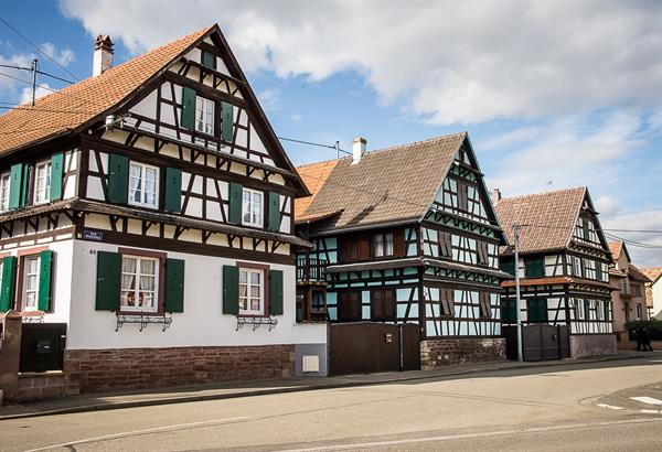 Maisons Hindisheim - © PCR