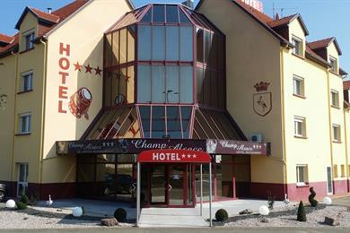 Hotel - Champ'Alsace Aerodrome