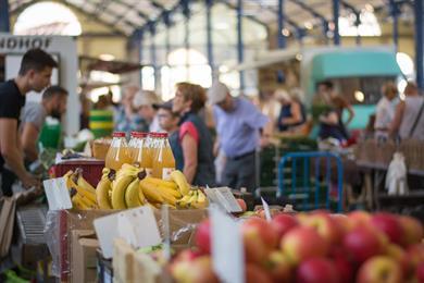 Bi-weekly market