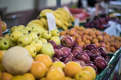 Gastronomische markt