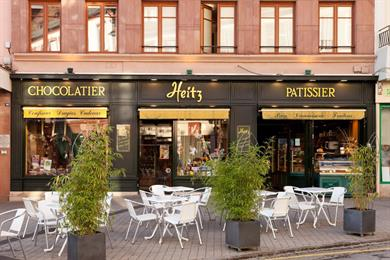 Patisserie - Heitz Chocoladefabriek