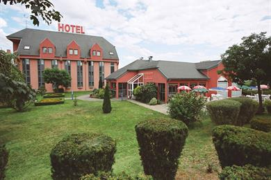 Hotel - La Tour Romaine