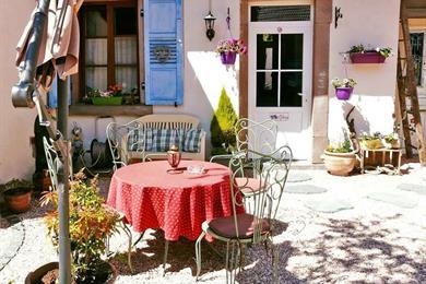Gîtes & Spa Chez la Mère Michel - Ferienhaus Colchique