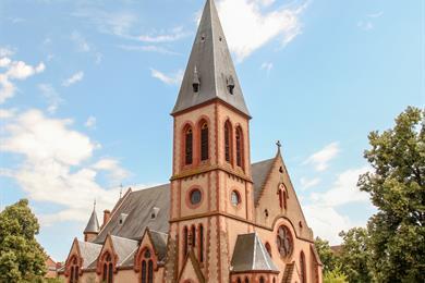 Protestantischer Tempel