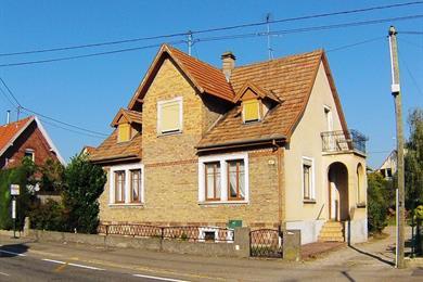 Hütte - Chez René