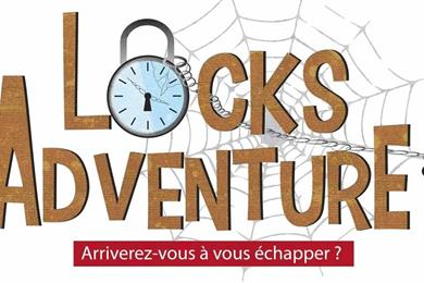 Locks Adventure - Live-Fluchtspiel