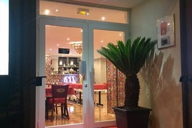 Restaurant - Le Mamounia